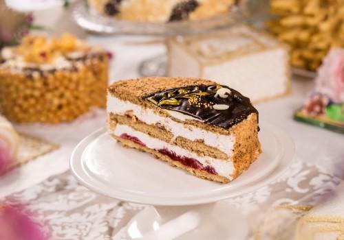 Nr. 1 Medaus skonio tortas