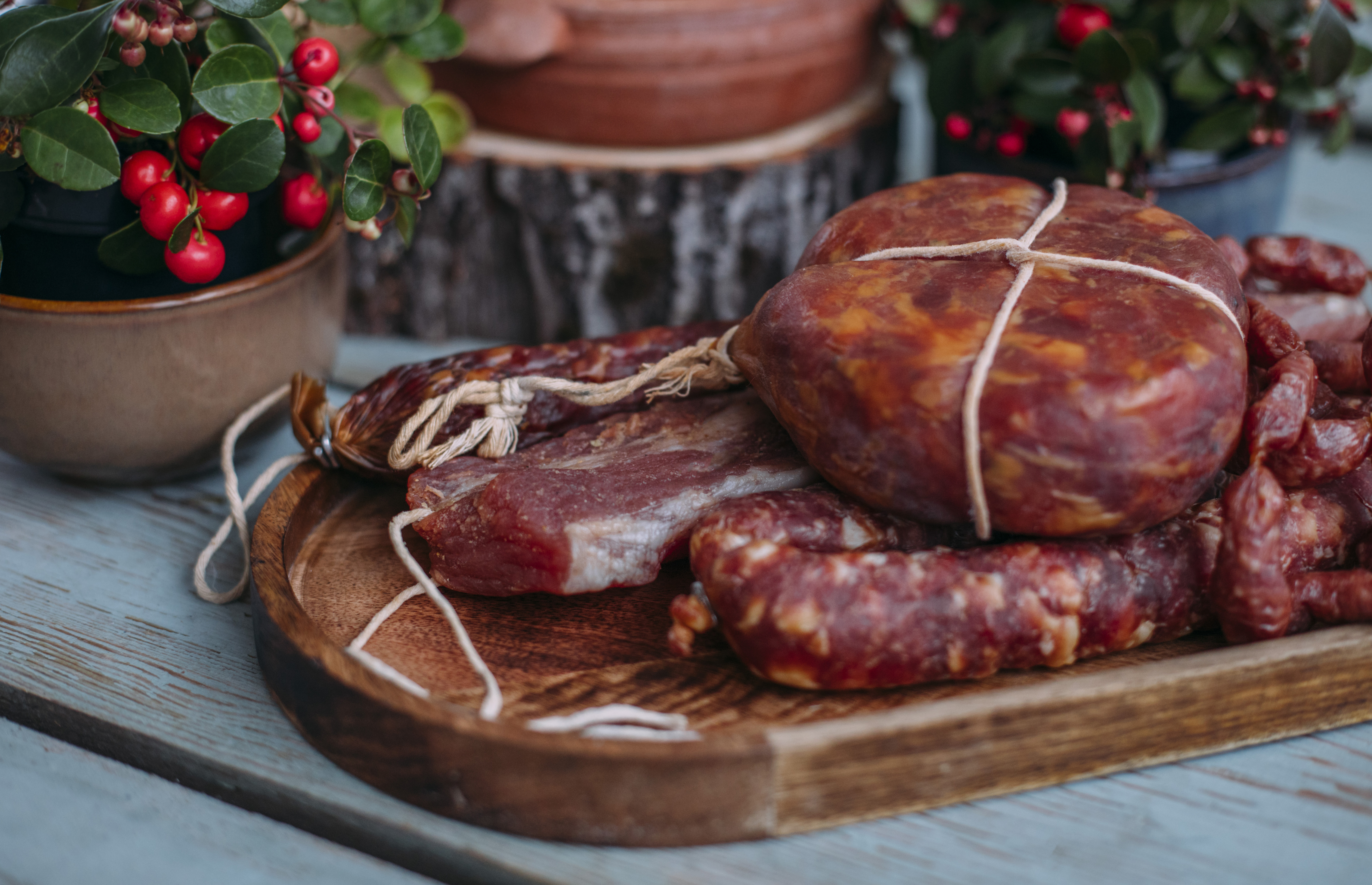 """UAB """"Kanrugele"""" - mėsos gaminiai"""